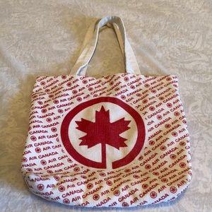 Vintage Air Canada tote bag!